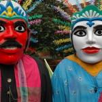 Traditia indoneziana Ondel-Ondel
