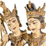Cuplul legendar Rama - Shinta sau Iubirea absoluta